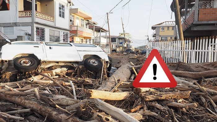 Hurrikan DELTA auf zerstörerischer Rekordjagd