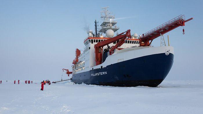 """""""Polarstern"""" zurück: Das steckt hinter der Arktis-Expedition"""