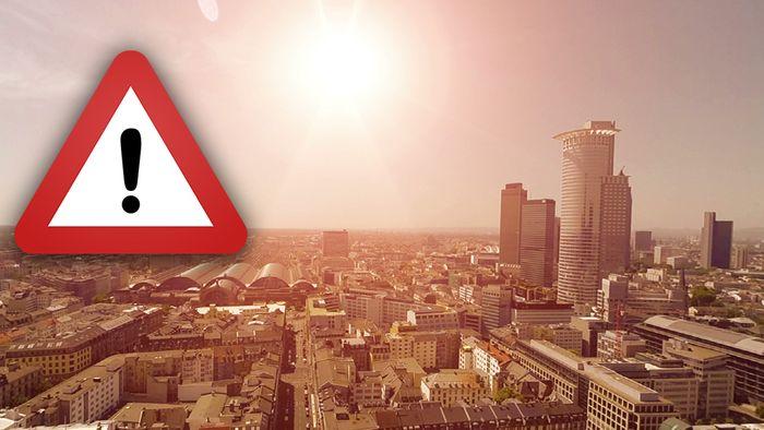 Städte werden immer mehr zu gefährlichen Klima-Hotspots.