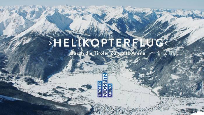 Winter-Erlebnis in der Tiroler Zugspitz Arena