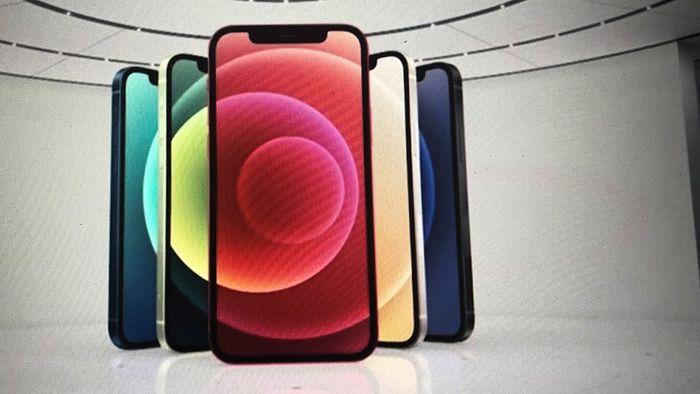 Apple zeigt neues iPhone 12 in vier Modellen mit 5G