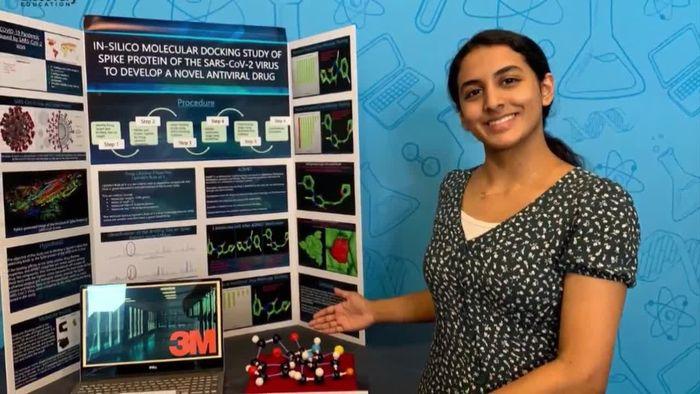 Mittel gegen Coronavirus? 14-Jährige macht bahnbrechende Entdeckung