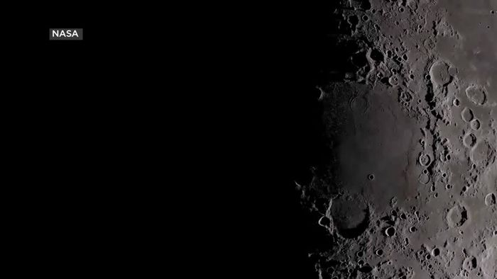 Neue Wasservorkommen auf dem Mond entdeckt
