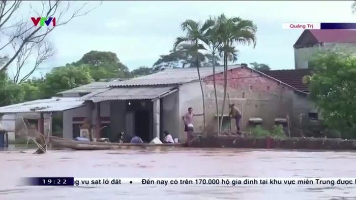 Nach Taifun MOLAVE: Suche nach Sturmopfern in Vietnam