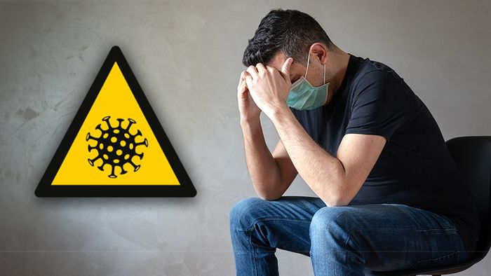 Covid-19-Infektionen können Langfristfolgen verursachen.