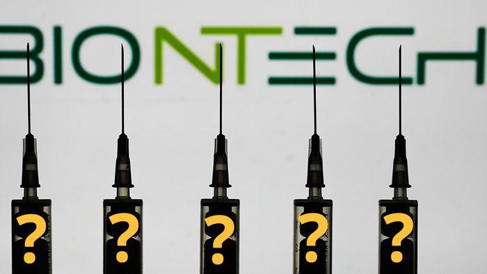 Die Firma BioNTech hat vielversprechende Daten zu ihrem Corona-Impfstoff veröffentlicht.