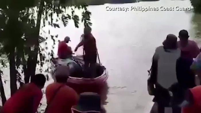 Philippinen: Historisch hohe Opferzahl nach Taifun VAMCO
