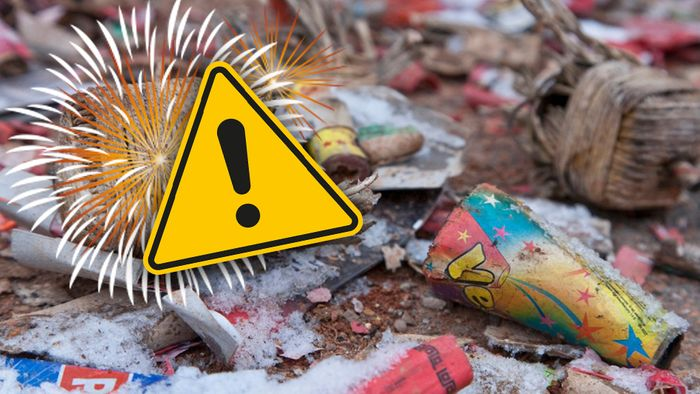 Feuerwerkskörper sind schädlich für die Umwelt, haben aber auch noch weitere Nachteile.