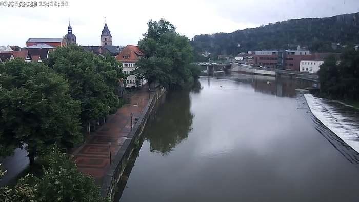 HD Live Webcam Hameln - Weser - Pfortmühle