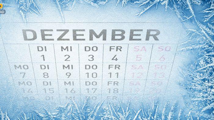 Wetter 16 Tage: Wie lange bleibt die Winterkälte?