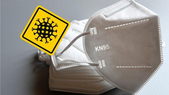 FFP2-Masken sind besonders sichere Atemschutzmasken.