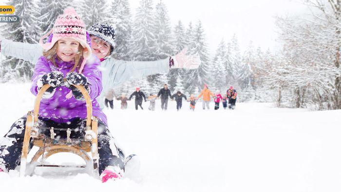 Wetter 16 Tage: Polarwirbelsplit? Frostige Zeiten im Januar