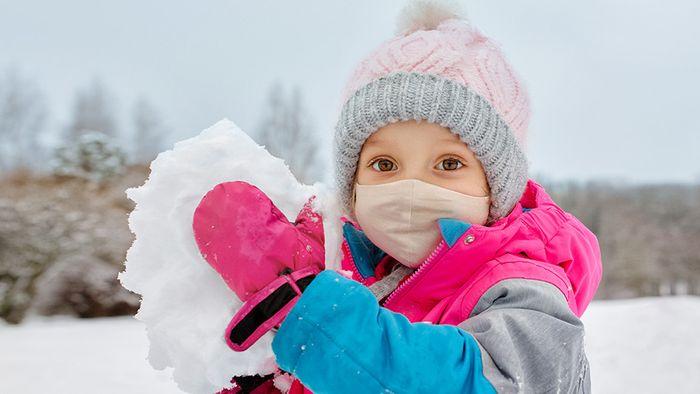 Winter-Ausblick: Schnee und Kälte auch im Februar