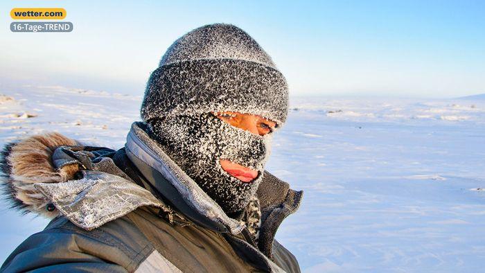 Wetter 16 Tage: Extremberechnungen mit Arktikpeitsche