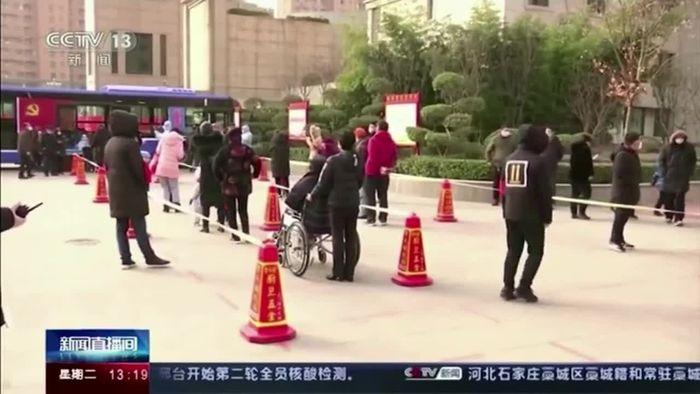 Corona-Angst in China: Größter Tagesanstieg seit Monaten