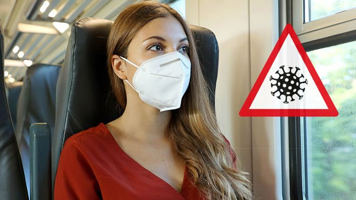 FFP2-Masken sind nun in Bayern in öffentlichen Verkehrsmitteln und beim Einkaufen Pflicht.