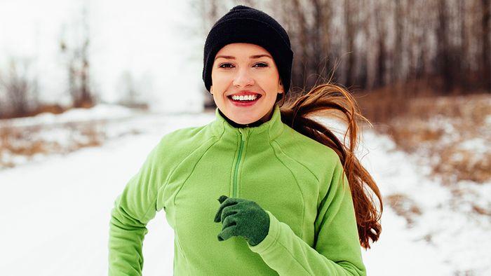 Wer auch im Winter fit bleiben will, der muss nicht auf Joggen verzichten.