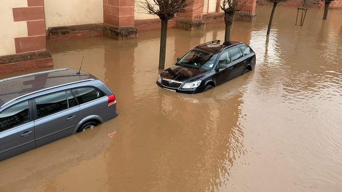 Schlimmstes Hochwasser seit 100 Jahren! Verheerende Überschwemmungen in Hessen