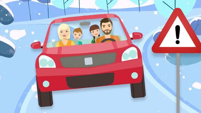Ein paar Gegenstände sollte man im Winter im Auto deponieren.