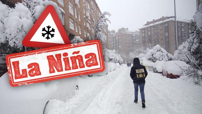 La Niña hält weiter an - Wetterphänomen Grund für Winterchaos