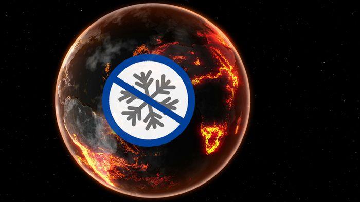 Eine Welt ohne Schnee hätte fatale Folgen für uns.