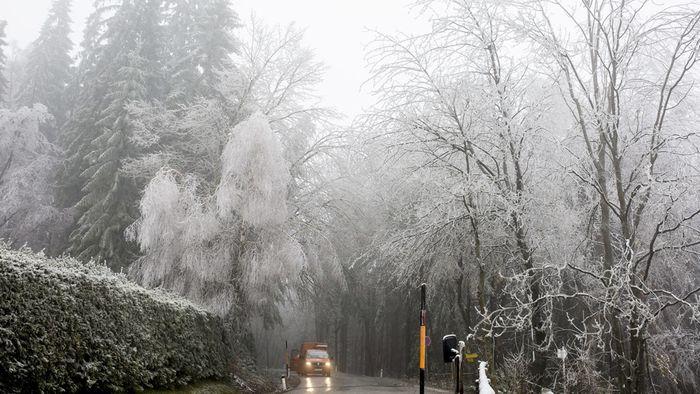 Schnee! So lange bleibt der Märzwinter