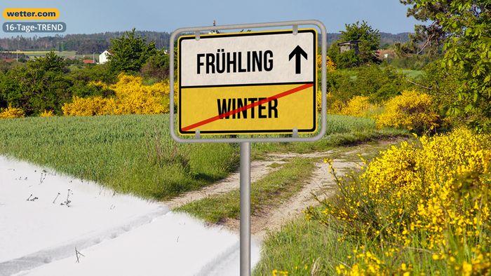 Wetter 16 Tage: Luftmassengerangel - so endet der Winter