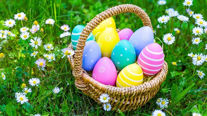Tolles Wetter an Ostern? Diese Varianten sind möglich