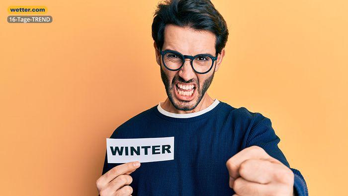 Wetter 16 Tage: Winter lässt nicht locker
