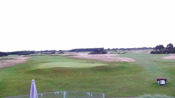 HD Live Webcam Sylt - Marine Golf Club Sylt