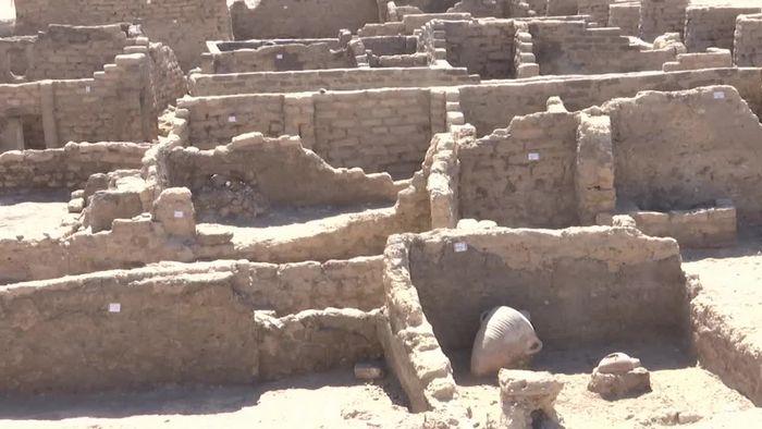 Extrem gut erhalten: Zufällig 3000 Jahre alte Stadt entdeckt
