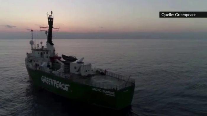 Greenpeace klagt an: IIlegale Treibnetze im Indischen Ozean