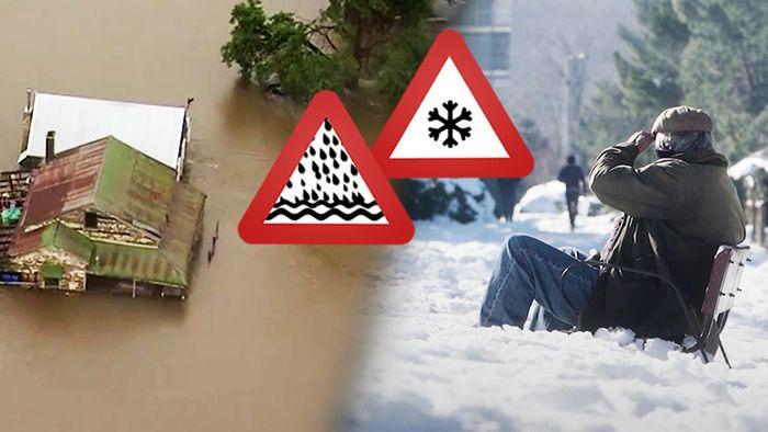 Das Phänomen La Niña hatte diesen Winter fatale Folgen in vielen Regionen auf der Welt.