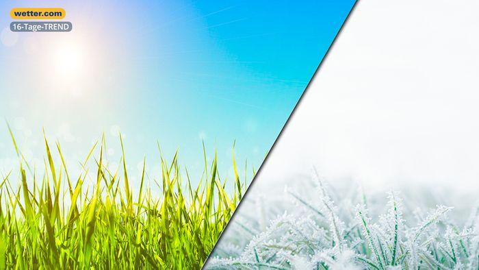 Wetter 16 Tage: Heißheilige oder Weißheilige?