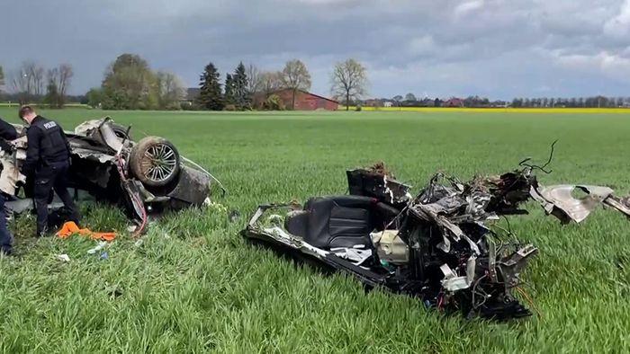 Sturmtief EUGEN hat zahlreiche Schäden verursacht.