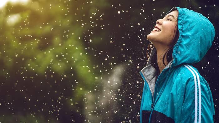 Regen im Sommer hat einen ganz speziellen Geruch.