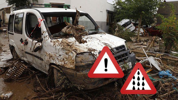 Sintflutregen! Alpenländern droht Unwetterkatastrophe