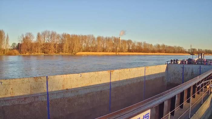 HD Live Webcam Hamburg - Blankenese - Mühlenberger Loch