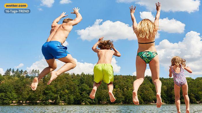Wetter 16 Tage: Sommerstart bringt Hoffnungsschimmer