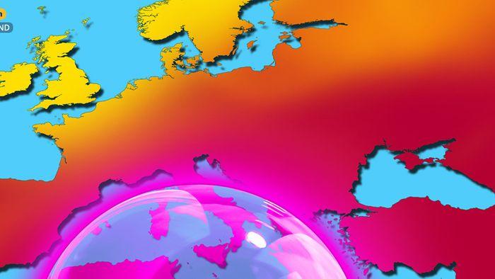 Wetter 16 Tage: Wird 50-Grad-Blase angezapft?