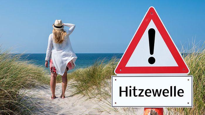 Hitzewelle in Deutschland: Bis 37 Grad, dann drohen Unwetter