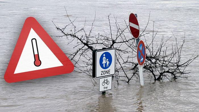 Deutschland ist vom Klimawandel stark betroffen.