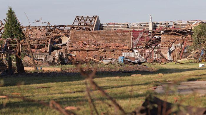 Außergewöhnlich selten: So kam es zur Tornado-Katastrophe in Tschechien
