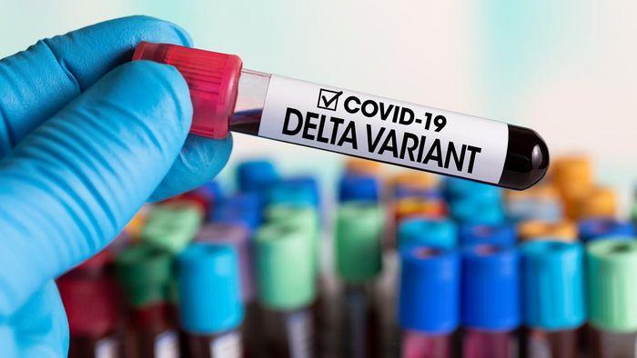 Circa jede zweite Corona-Ansteckung in Deutschland geht inzwischen auf die Delta-Variante zurück.
