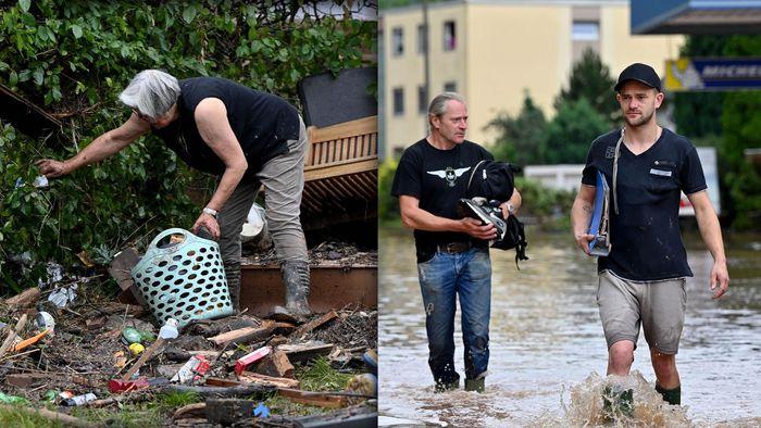 Die Flutkatastrophe in Nordrhein-Westfalen und Rheinland-Pfalz hat schon viele Todesopfer gefordert.