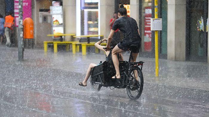 Wo gab es heftige Gewitter? Unwetterbilanz des Wochenendes