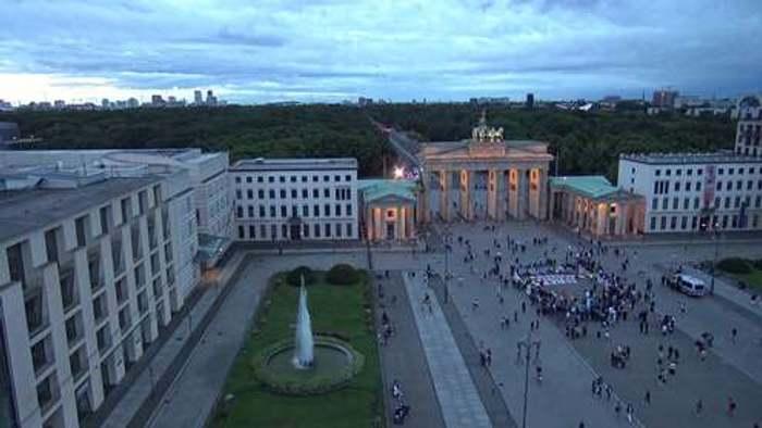HD Live Webcam Berlin - Brandenburger Tor