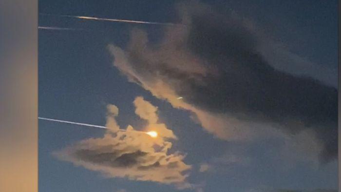 Meteorentrio sorgt für Erstaunen