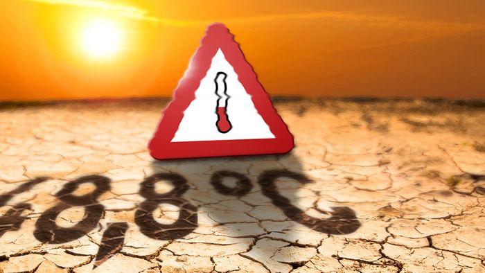 48,8 Grad! Unfassbare Hitzerekordzahlen in Italien und Europa