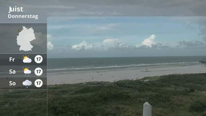 Meerblick Webcam TV: Die schönsten Strände an Nord- & Ostsee